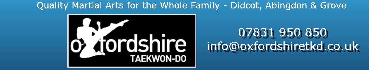 Oxfordshire Taekwon-Do