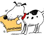 dogn homework
